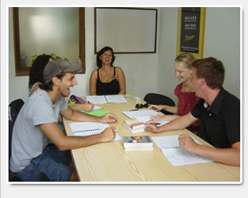 intensive spanish course in spain