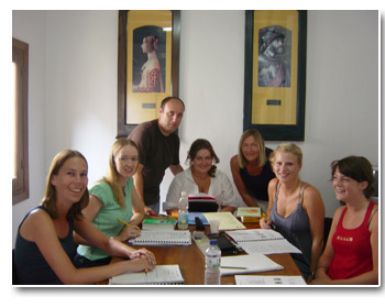 super intensive spanish course in spain