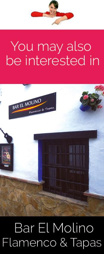 Flamenco and Tapas. Bar el Molino (Nerja)