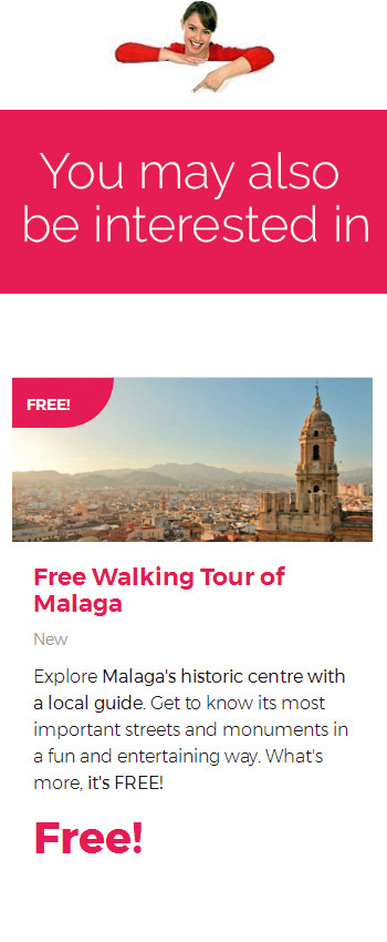 Discover Malaga and the Spanish History.