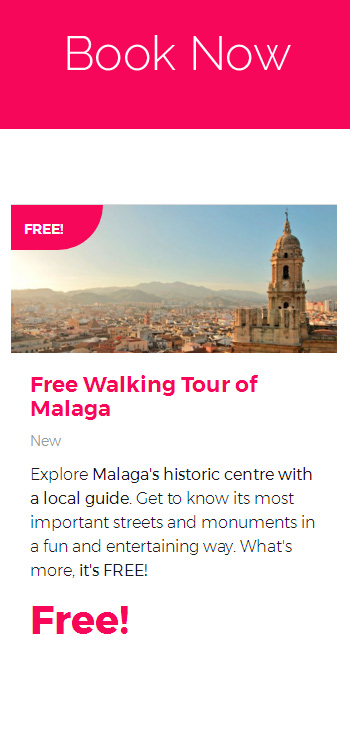 Free Walking Tour of Málaga